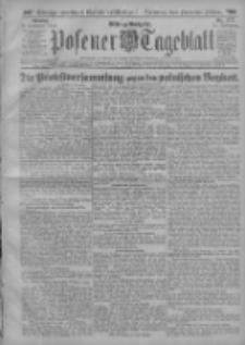 Posener Tageblatt 1912.12. 09Jg.51 Nr577