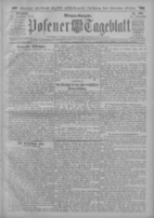 Posener Tageblatt 1912.12.11 Jg.51 Nr580