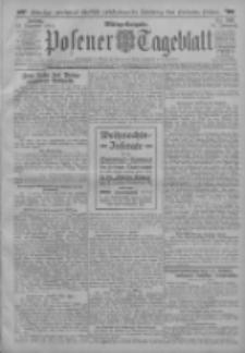 Posener Tageblatt 1912.12.13 Jg.51 Nr585
