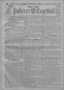 Posener Tageblatt 1912.12.15 Jg.51 Nr588