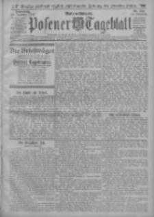Posener Tageblatt 1912.12.19 Jg.51 Nr594