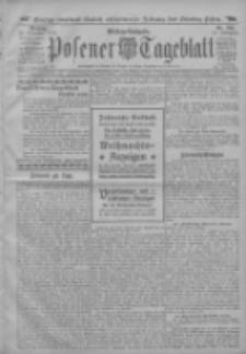 Posener Tageblatt 1912.12.23 Jg.51 Nr601