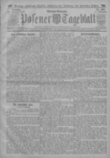 Posener Tageblatt 1912.12.24 Jg.51 Nr602