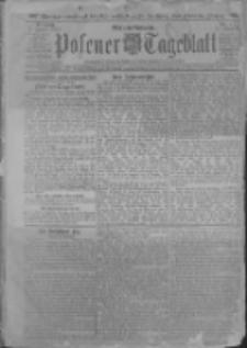 Posener Tageblatt 1913.01.01 Jg.52 Nr1