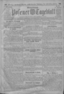 Posener Tageblatt 1913.01.04 Jg.52 Nr6