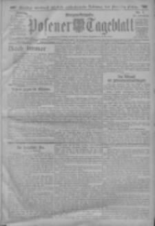 Posener Tageblatt 1913.01.05 Jg.52 Nr7