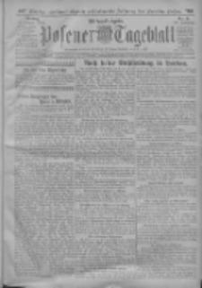 Posener Tageblatt 1913.01.06 Jg.52 Nr8
