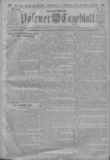Posener Tageblatt 1913.01.08 Jg.52 Nr11