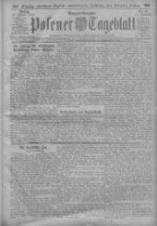 Posener Tageblatt 1913.01.10 Jg.52 Nr15