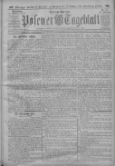 Posener Tageblatt 1913.01.11 Jg.52 Nr17