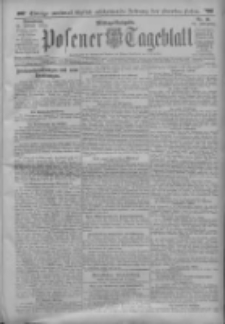 Posener Tageblatt 1913.01.11 Jg.52 Nr18