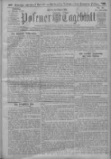 Posener Tageblatt 1913.01.14 Jg.52 Nr21