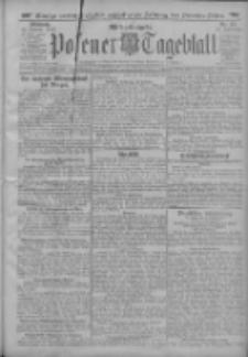 Posener Tageblatt 1913.01.15 Jg.52 Nr24