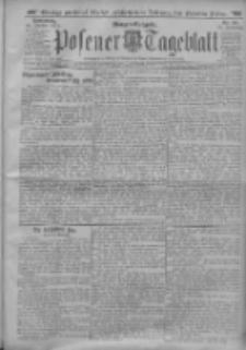 Posener Tageblatt 1913.01.16 Jg.52 Nr25