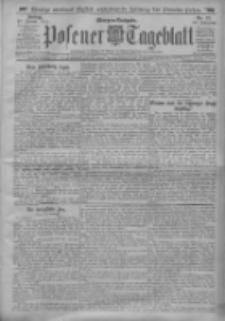 Posener Tageblatt 1913.01.17 Jg.52 Nr27