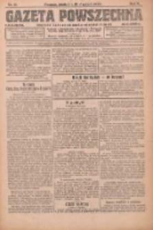 Gazeta Powszechna 1924.01.13 R.5 Nr11