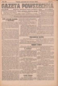 Gazeta Powszechna 1924.01.24 R.5 Nr20