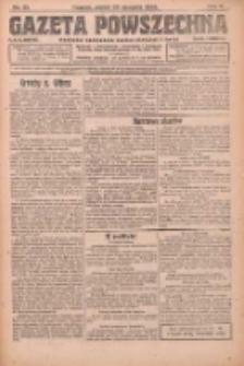 Gazeta Powszechna 1924.01.25 R.5 Nr21