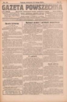 Gazeta Powszechna 1924.02.10 R.5 Nr34