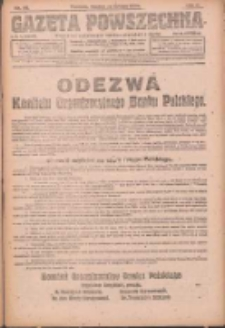 Gazeta Powszechna 1924.02.19 R.5 Nr41