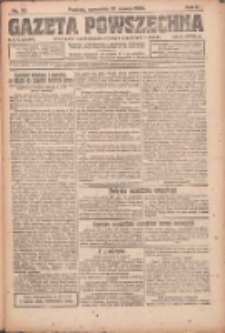 Gazeta Powszechna 1924.03.27 R.5 Nr73