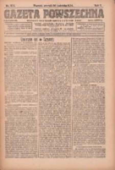 Gazeta Powszechna 1924.04.29 R.5 Nr100