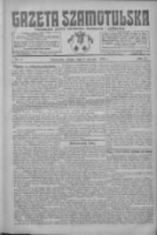 Gazeta Szamotulska: niezależne pismo narodowe, społeczne i polityczne 1925.01.03 R.4 Nr2
