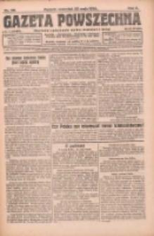 Gazeta Powszechna 1924.05.22 R.5 Nr118