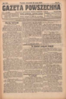 Gazeta Powszechna 1924.05.29 R.5 Nr124