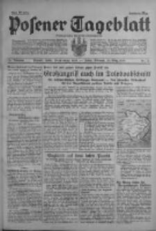 Posener Tageblatt 1939.03.29 Jg.78 Nr73