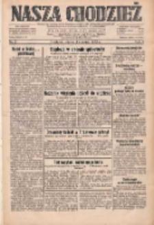 Nasza Chodzież: dziennik poświęcony obronie interesów narodowych na zachodnich ziemiach Polski 1933.01.03 R.4 Nr2