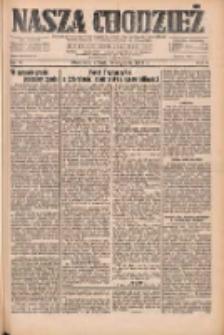 Nasza Chodzież: dziennik poświęcony obronie interesów narodowych na zachodnich ziemiach Polski 1933.01.14 R.4 Nr11