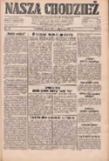 Nasza Chodzież: dziennik poświęcony obronie interesów narodowych na zachodnich ziemiach Polski 1933.01.19 R.4 Nr15