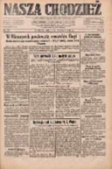 Nasza Chodzież: dziennik poświęcony obronie interesów narodowych na zachodnich ziemiach Polski 1933.01.21 R.4 Nr17
