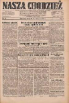 Nasza Chodzież: dziennik poświęcony obronie interesów narodowych na zachodnich ziemiach Polski 1933.01.22 R.4 Nr18