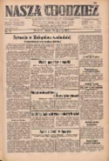 Nasza Chodzież: dziennik poświęcony obronie interesów narodowych na zachodnich ziemiach Polski 1933.01.24 R.4 Nr19