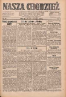 Nasza Chodzież: dziennik poświęcony obronie interesów narodowych na zachodnich ziemiach Polski 1933.01.31 R.4 Nr25