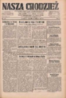 Nasza Chodzież: dziennik poświęcony obronie interesów narodowych na zachodnich ziemiach Polski 1933.02.02 R.4 Nr27