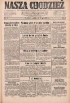 Nasza Chodzież: dziennik poświęcony obronie interesów narodowych na zachodnich ziemiach Polski 1933.02.12 R.4 Nr35