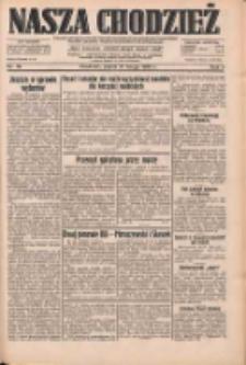 Nasza Chodzież: dziennik poświęcony obronie interesów narodowych na zachodnich ziemiach Polski 1933.02.17 R.4 Nr39