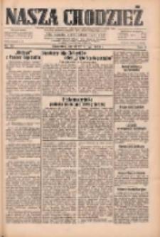 Nasza Chodzież: dziennik poświęcony obronie interesów narodowych na zachodnich ziemiach Polski 1933.02.24 R.4 Nr45