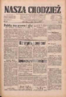 Nasza Chodzież: dziennik poświęcony obronie interesów narodowych na zachodnich ziemiach Polski 1933.03.04 R.4 Nr52