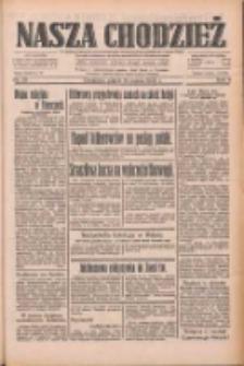 Nasza Chodzież: dziennik poświęcony obronie interesów narodowych na zachodnich ziemiach Polski 1933.03.10 R.4 Nr57