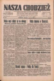 Nasza Chodzież: dziennik poświęcony obronie interesów narodowych na zachodnich ziemiach Polski 1933.03.11 R.4 Nr58