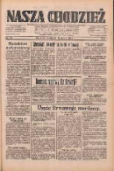 Nasza Chodzież: dziennik poświęcony obronie interesów narodowych na zachodnich ziemiach Polski 1933.03.12 R.4 Nr59