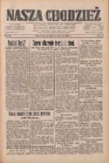 Nasza Chodzież: dziennik poświęcony obronie interesów narodowych na zachodnich ziemiach Polski 1933.03.14 R.4 Nr60