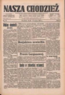 Nasza Chodzież: dziennik poświęcony obronie interesów narodowych na zachodnich ziemiach Polski 1933.03.15 R.4 Nr61