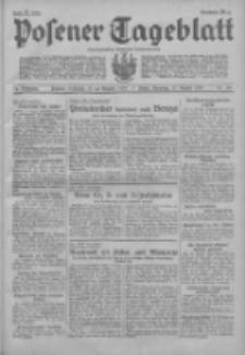Posener Tageblatt 1939.08.27 Jg.78 Nr196