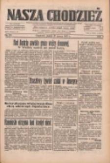 Nasza Chodzież: dziennik poświęcony obronie interesów narodowych na zachodnich ziemiach Polski 1933.03.17 R.4 Nr63