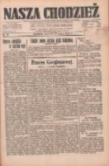 Nasza Chodzież: dziennik poświęcony obronie interesów narodowych na zachodnich ziemiach Polski 1933.03.23 R.4 Nr68